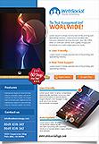 App Web service flyer