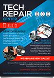 Tech Repair Center Flyer