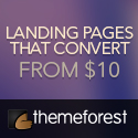 Landing Pages Themeforest