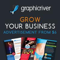 business psd templates Graphicriver