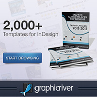 InDesign templates Graphicriver
