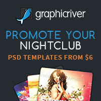 Party PSD templates Graphicriver