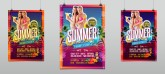 Summer Hot Fest Party Flyer