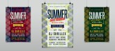 Summer Hot Nights Party Flyer Template